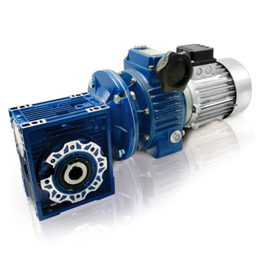 motovario Motovariator + Worm Gear Reducer - Cast Iron Series-GSC